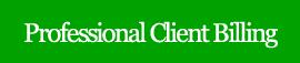 Professional Client Billing