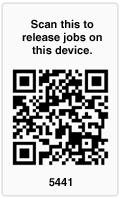 Mobile Release QR Code