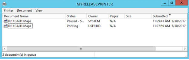PaperCut KB | Printing from Microsoft Edge Browser and other Windows