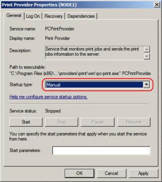 Microsoft Cluster Server (MSCS) on Windows