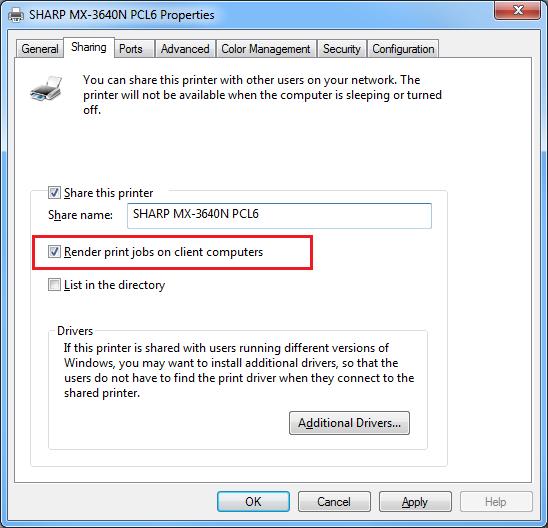 Windows Sbs 2011 Standard Printer Driver Version