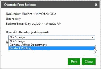 how to change held job name in xerox printer